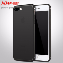 Ultra Thin Silicone TPU Phone Protective Case For Apple iPhone 7plus