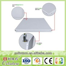 Waterproof suspended aluminum ceiling wall paneling