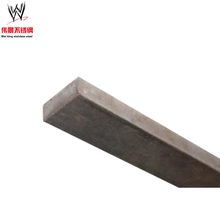 Low cost Construction stainless steel flat bar with round edge