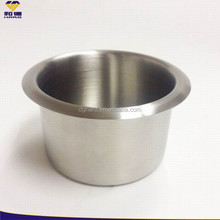 304 Stainless Steel Custom Size Cup Holder For Sofa Bed
