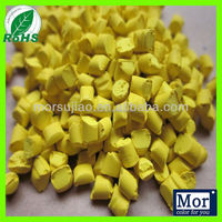 Suzhou Mor Plastic, color plastic masterbatch, for film, pipes, hollow , Carriers:HDPE,LDPE, LLDPE, etc