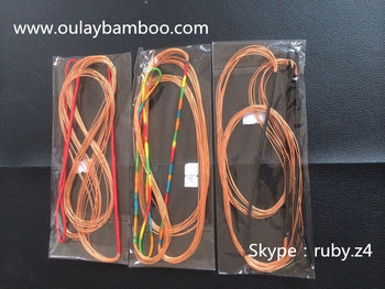 Nylon Bowstrings for traditional recurve bows