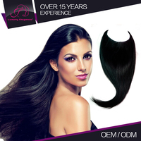 Good Touch Feeling Straight Oem Real Long Collection Human Hair Products
