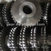 25B series chain sprocket wheel