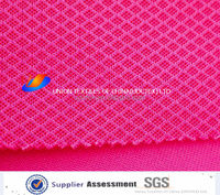 100 polyester mesh lining fabric for shoes
