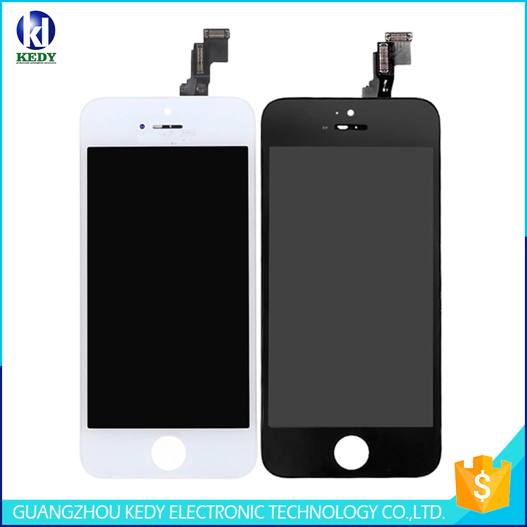 OEM AAA++ LCD Complete for Apple Iphone 5s LCD Display Screen with Digitizer Touch Assembly