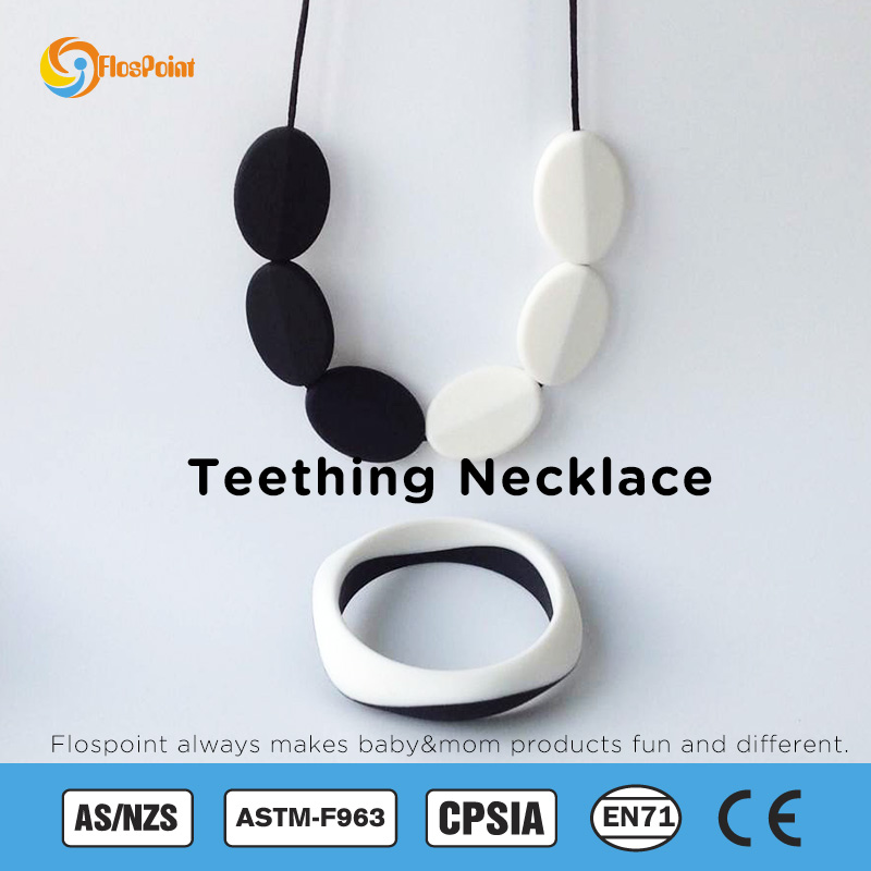 Jewelry Wholesale Food Grade Silicone Teething Loose Beads Bulk