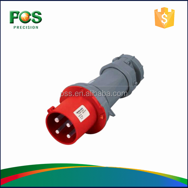 P3 Type China Manufacturer 63 AMP Industrial Plug