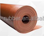 New design cheap price natural latex rubber matting