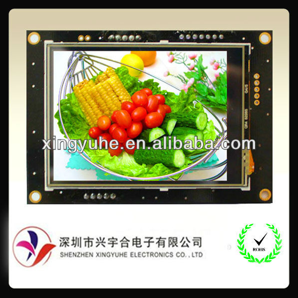tft liquid crystal display small size
