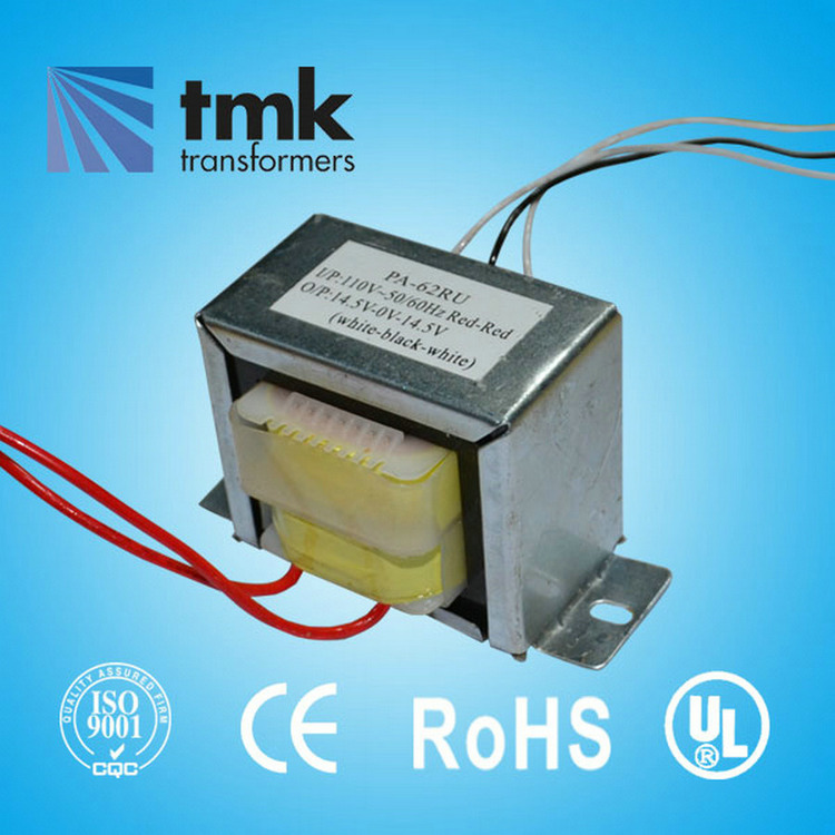 China manufacturer high efficiency small 220v 12v transformer with Best price