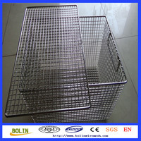 Hot Sale !!! Stainless Steel Three Tier Fruit Basket / Chicken Shaped Egg Basket / Two Tier Wire Basket (free sample)