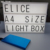 Display LED Cinematic Letter Light Box with Replaceable Letters-JSK-a4