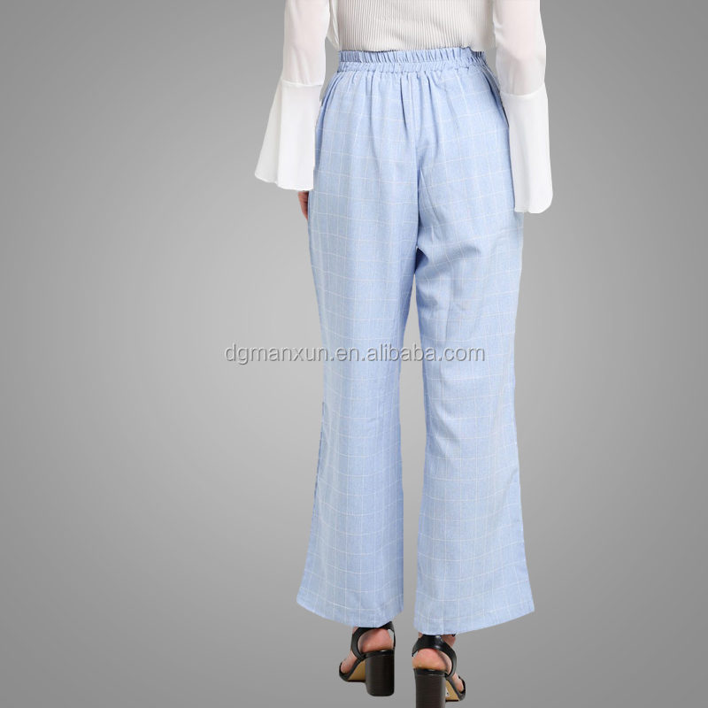 Alibaba designer latest muslim pants loose islamic trousers