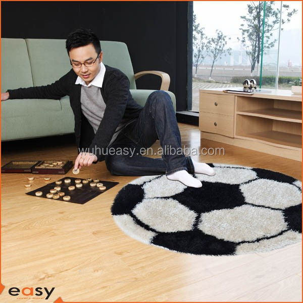 Excellent felt ball rugs from China supplier wholesale