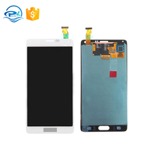 Original Hot sale lcd for samsung galaxy note 4 lcd display with touch screen digitizer assembly replacement