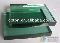 Sell 3-19mm clear bronze F-green grey tempered glass AS/NZS2208