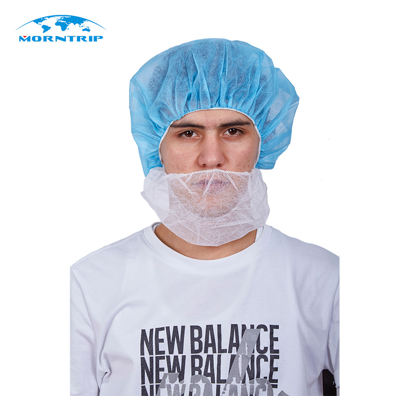 Disposable Non Woven Surgical Bouffant Scrub Caps For Hospital