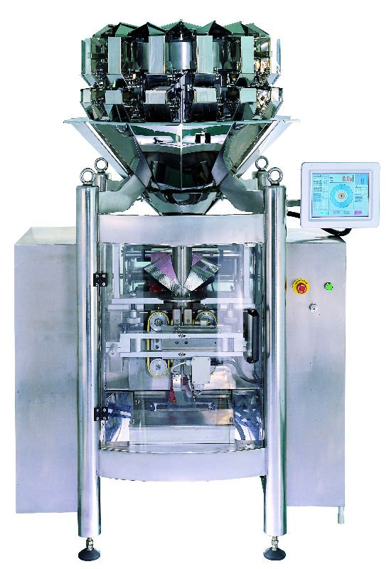 Snack, Candy, Nuts, Chips, Pharmaceutical, Quelite Packaging Machine