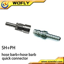 1/4 inch hydraulic quick connect coupler