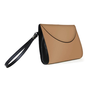2019 New Arrival Custom Print Ladies Multi-function Handbag Leather Clutch Bag