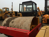 Used Dynapac Road roller CA30D,Original sweden machine, hot sale road roller CA30D