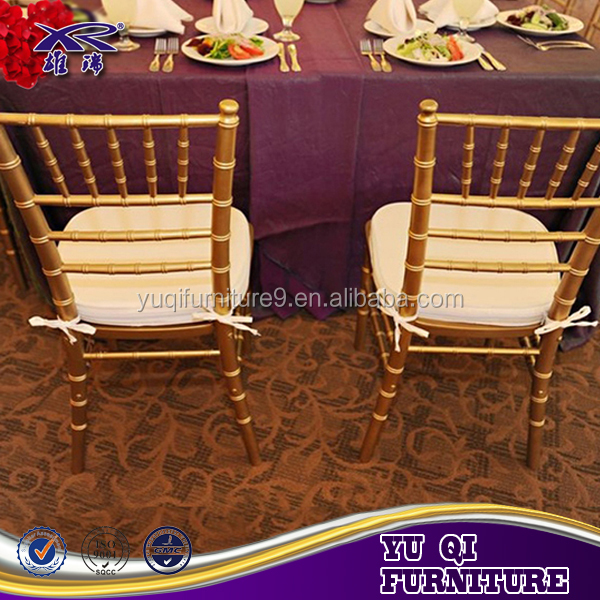 Wholesale banquet table chairs
