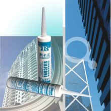 Superior Liquid Silicone Sealant Used for Sealing fireproof