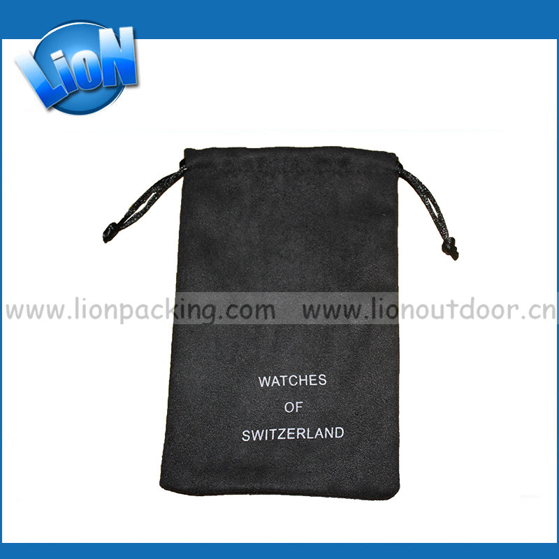Export products custom suede jewelry pouch buy direct from china manufacturer