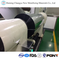 Pet Metalized Laminate Film Metallised PET Laminating Plastic Film