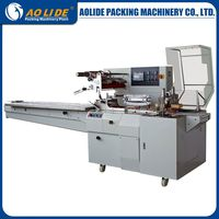 Made in china CE fresh potato chips packing machine