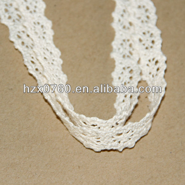 Taffeta embroidery lace fabric with holes for kids dresses for weddings