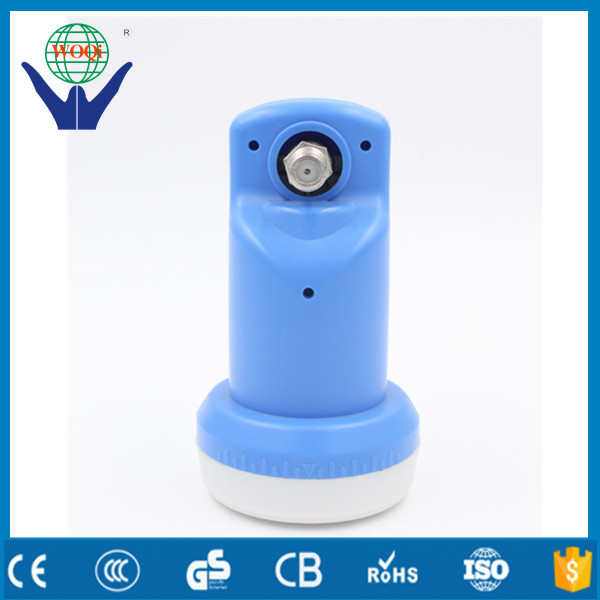 Single LNB LNBF Ku Band Digital Satellite Single LNB,Full HD Digital KU Band 0.1db KU Universal LNB LNBF