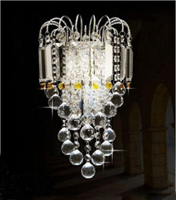 Morden and luxury wall light and chandeliers