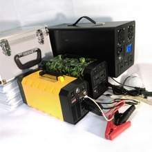 DC 5V portable power box with lithium battery backup back-up battery case