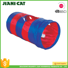 Factory Directly Provide pet cat tunnel toys