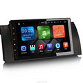 9Inch 1Din Android 6.0 Car Radio Mulitmedia Player 2GB RAM with Built-in WiFi+3G For E39 1996-2003 DY9002