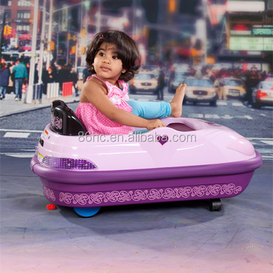 Children Favorite Bumper Mini Car, Cheap and Fashion Children Automatic Car Toy for Boys an Girls
