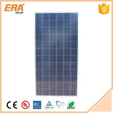 Solar power RoHS CE TUV waterproof concentrated poly 240w photovoltaic solar panel