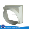 Olimy fiberglass fan covers frp machine covers fiber glass covers