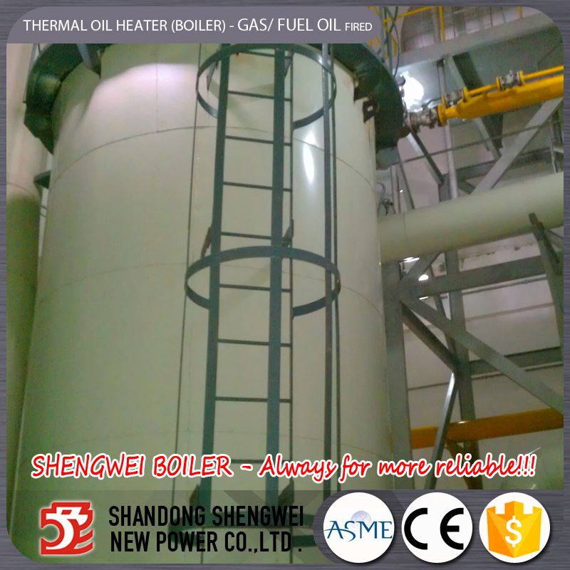 Thermo Heater Oil/Gas Fired Boilers