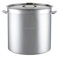 Induction Ready Stainless steel German Cookware ,brewing Pot