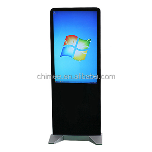 47inch free standing full HD 1080p all in one computer equipment