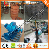 diesel engine driven irrigation water pumps for agriculture