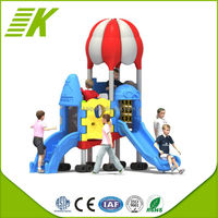 LLDPE plastic galvanized pipe used amusement park trains for sale