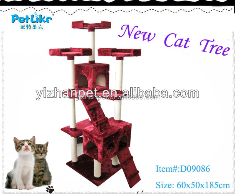 Hot Sale Product Cat Tree With Cat Scratching Post