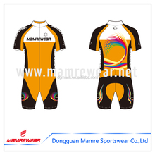 OEM sublimation Speed skating clothes, polyester-spandex speed skating suit, inline skating skin suit