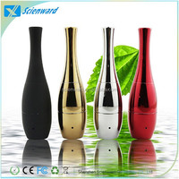 2015 New Product 510 Threaded Battery Vase Cannon Atomizer With Dual Coils