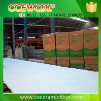 CCEWOOL ceramic fiber refractory insulation furnace lining materials