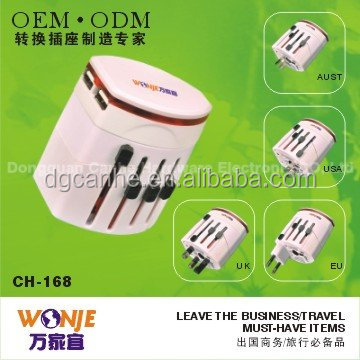 Handsome frequency converter power electrical plug OEM&ODM